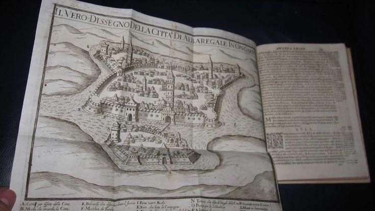 EGY TILTOTT KÖNYVBŐL - ALBAREGALE az eltűnt város,  ATILA MAGYAR VOLT