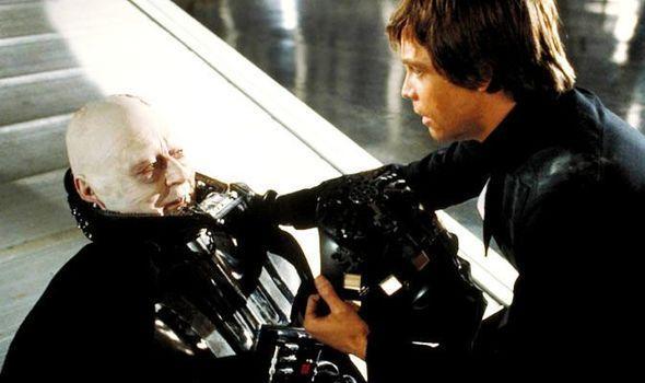 Star Wars Darth Vader Huge Shock In Original Script This Would Have Changed Everything Star Wars Luke Skywalker Science Fiction Movies Star Wars Episodes