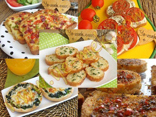 Bayat Ekmekleri Değerlendirmenin En Lezzetli Yöntemleri Resimli Tarifi - Yemek Tarifleri