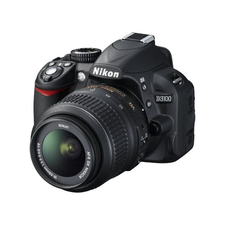 Nikon D3200 SLR (Black, with 18-105 mm VR Kit Lens) KEY FEATURES CMOS Image Sensor 3 inch TFT LCD Full HD Recording 24.2 Megapixel Camera ISO 100 - ISO 6400 Sensitivity SPECIFICATIONS IN THE BOX Sales Package EN-EL14 Rechargeable Li-ion Battery