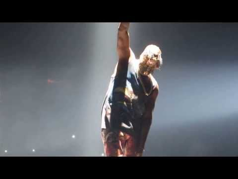 Kanye West - On Sight (Intro) - Yeezus Tour - (San Jose, Ca) - YouTube
