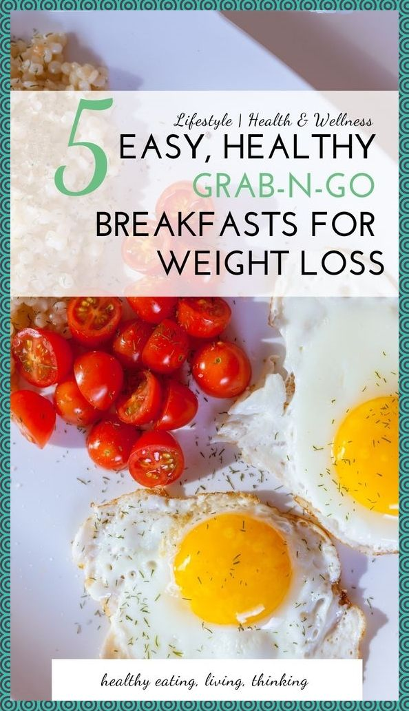 5 FAT BURNING HEALTHY BREAKFASTS
