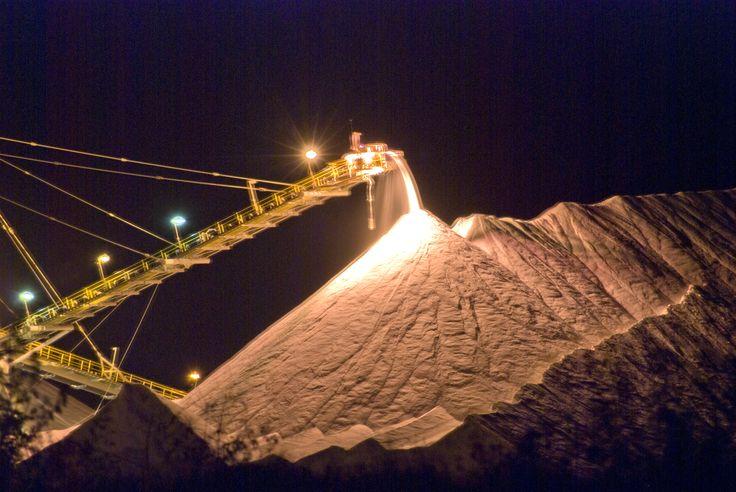 Salt Mines, Onslow, Western Australia
