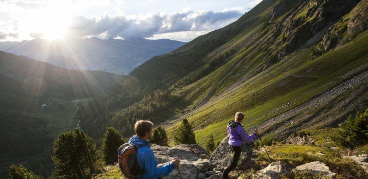 #Wandern #Bergsommer #tiroleroberland