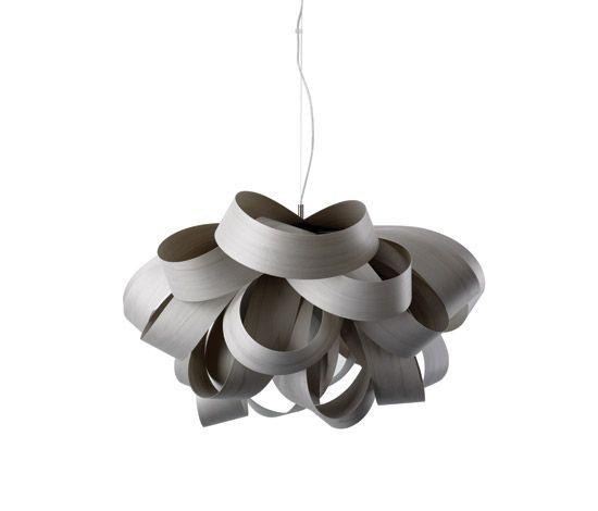 Agatha light, wood veneer