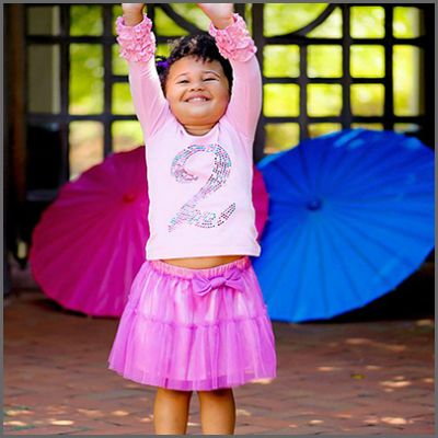 Sassy Pink & Purple Tutu Skirt. As girly as it gets, this is sure to delight any precious princess. The tutu inspired, tulle skirt is satin, sweet and maybe just a bit sassy! Simply gorgeous, it's also machine washable!
