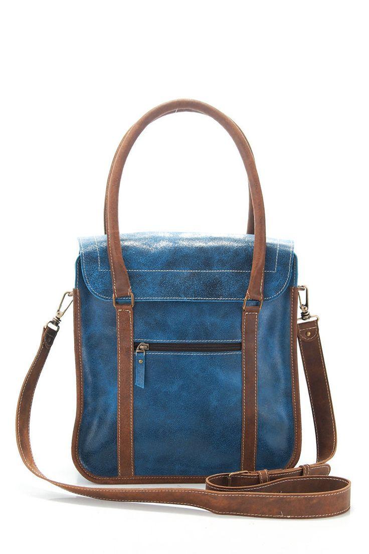 Kibo bag - Leather bag, laptop bag messenger shoulder bag de YoReinare en Etsy