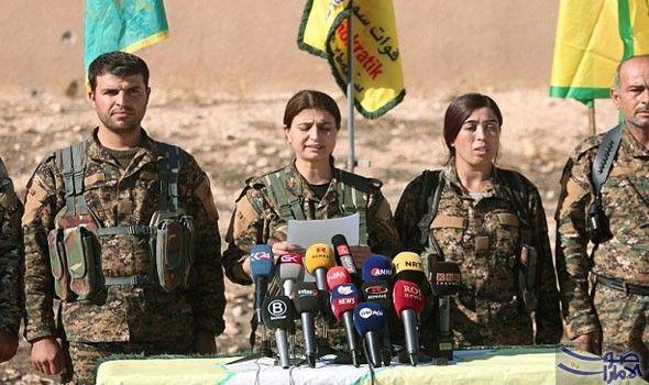 """أكراد سورية يرفضون مشاركة القوات التركية في…: أعلنت القوات الكردية في سورية عن بدء عملية """"فرات الغضب""""، لاستعادة السيطرة على مدينة الرقة…"""
