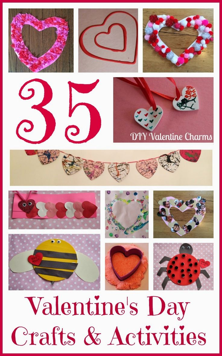 35 valentine crafts activities for kids crafts activities and mom. Black Bedroom Furniture Sets. Home Design Ideas