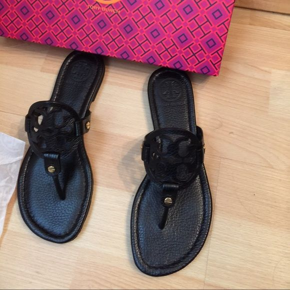 Nwt Tory burch miller Also have tan Tory Burch Shoes Sandals