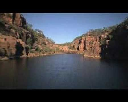 Helicopter Ride Over Katherine Gorge, Australia