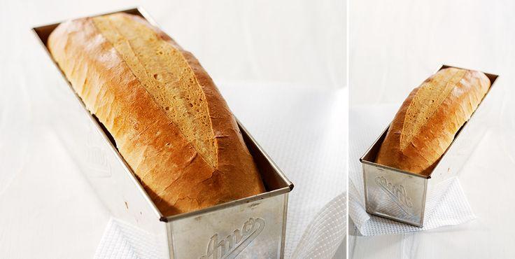 Vort danske, traditionelle franskbrød med dejlig blød krumme.