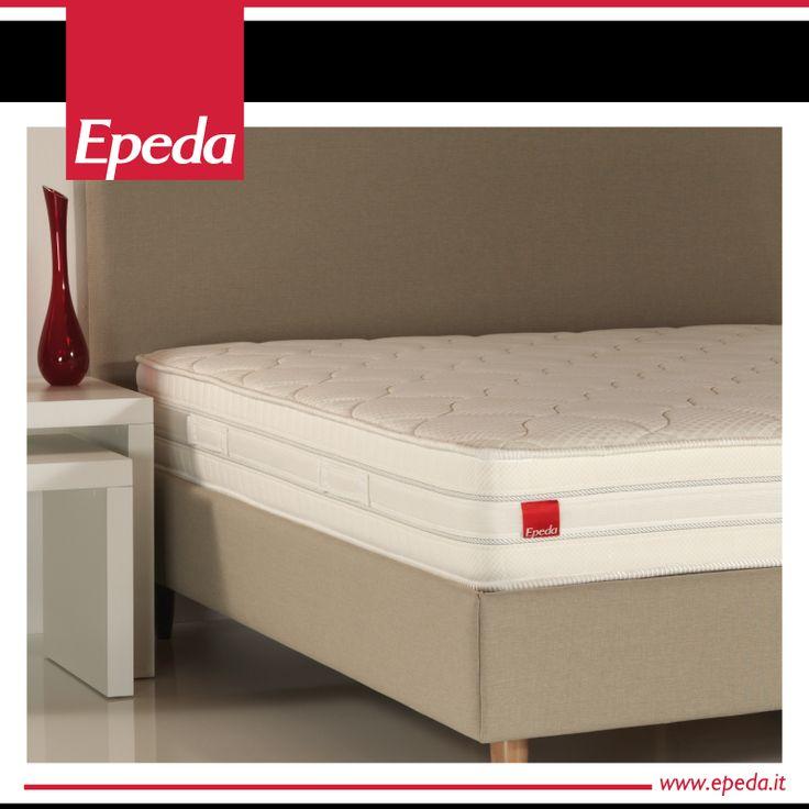 Un materasso a molle Epeda è VERSATILE:  ti offre prestazioni ottimali su tutte le tipologie di basi letto e si prende cura del tuo comfort, sempre.   #Epeda #materasso #materassoamolle #riposo #comfort