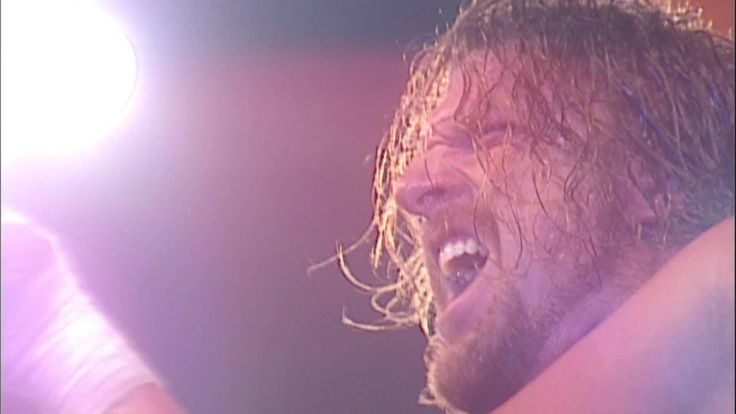 Triple H triumphantly returns during the 2002 Royal Rumble Match - Remember the Rumble - http://www.truesportsfan.com/triple-h-triumphantly-returns-during-the-2002-royal-rumble-match-remember-the-rumble/