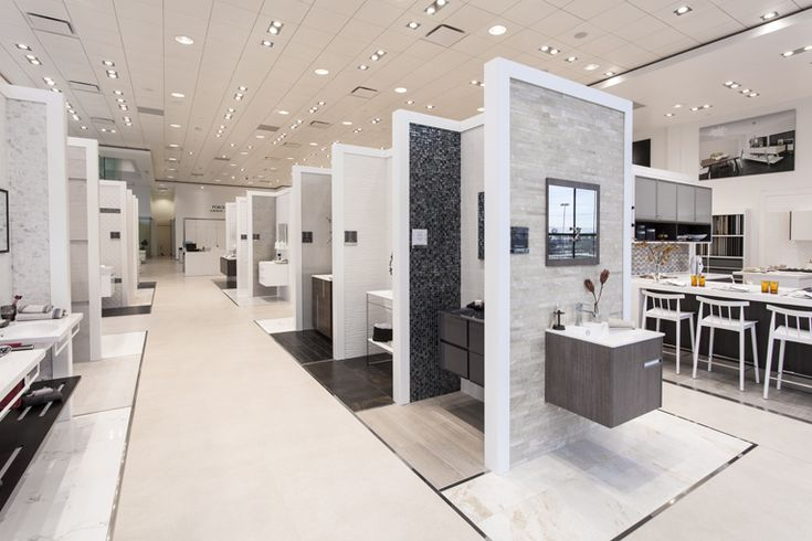 Le Groupe PORCELANOSA ouvre son premier showroom à Philadelphie #Porcelanosa #showroom #Philadelphia