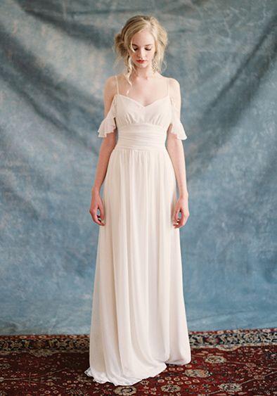 Romantique Brides Dress ~| Ceylon | Bohemian Rhapsody Collection / On Green Oak Drive