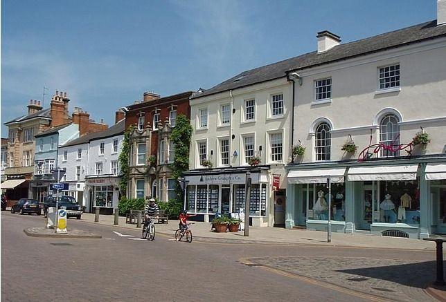 Market Harborough High Street