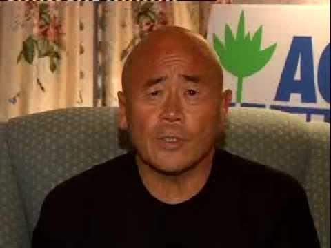 Celebrity Chef Ken Hom supports Action Against Hunger