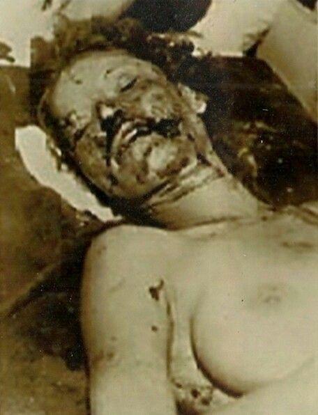 Bonnie Parker Dead