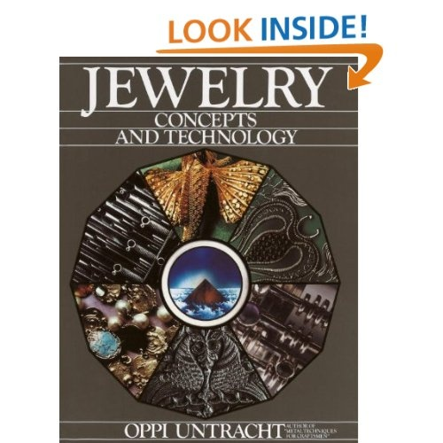 Jewelry Concepts & Technology: Oppi Untracht