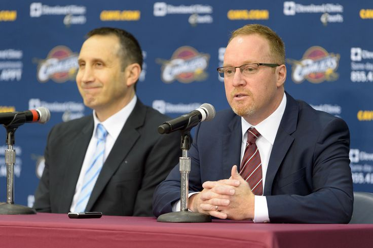 NBA Rumors: David Griffin no longer a candidate for Knicks GM - FanSided