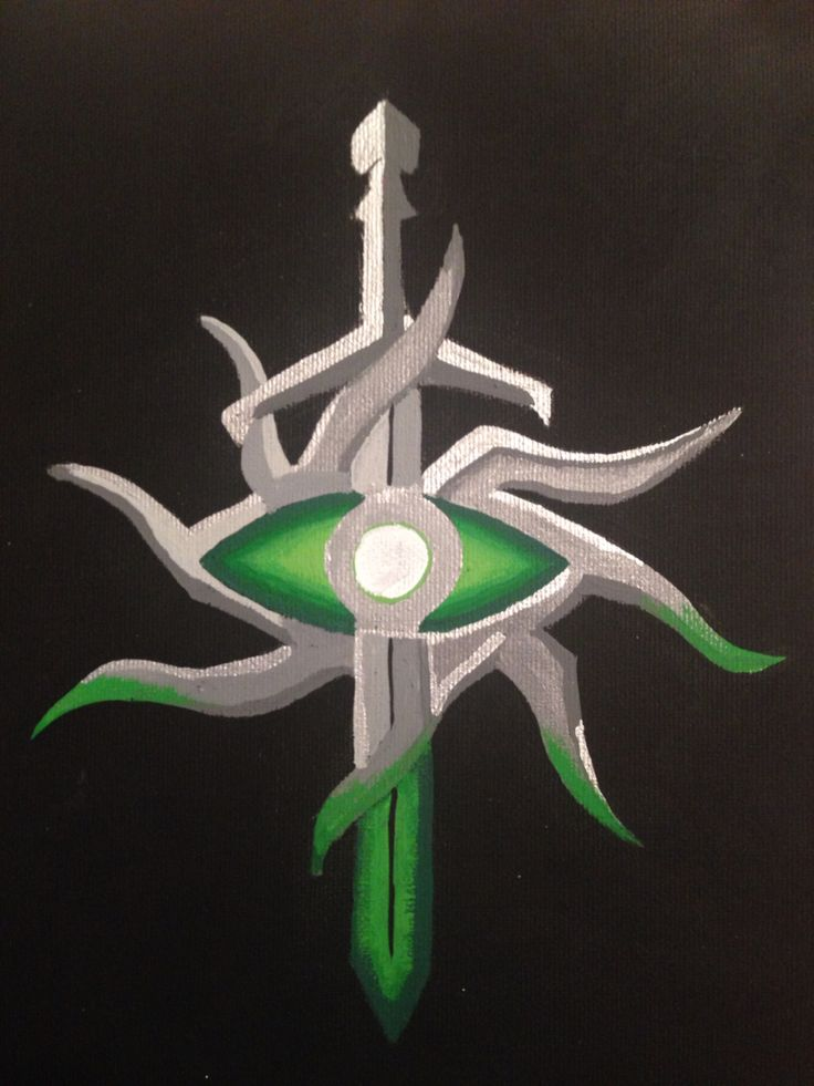 Dragon age inquisition painting for my brother