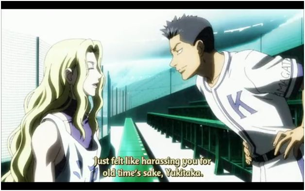 Prince Baka - Level E quote - anime