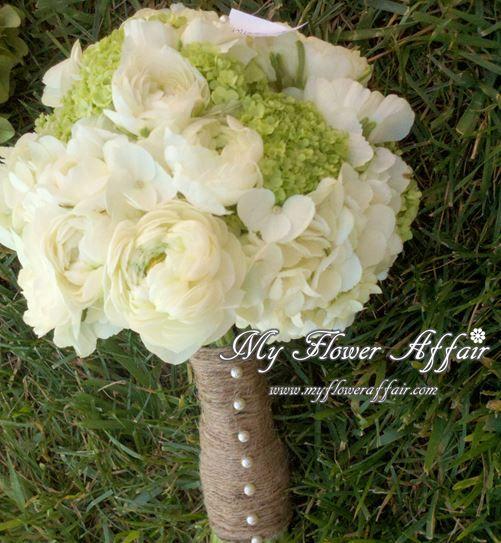 wedding flowers and custom linens by my flower affair wwwmyfloweraffai