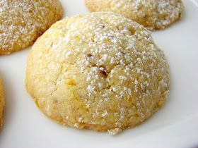 :pastry studio: Orange Anise Cloud Cookies