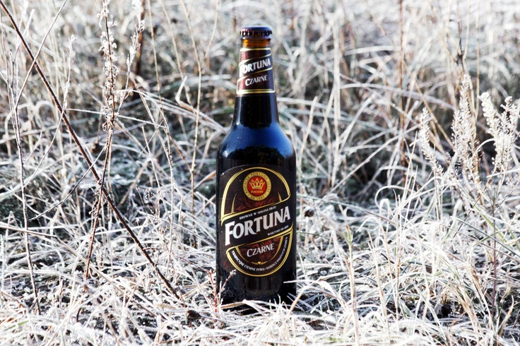 """Ulubione piwo? To jasne jak """"Czarne na białym"""" :)"""