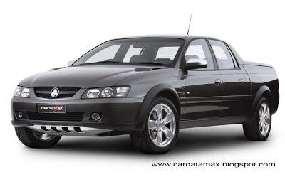 Holden Cross 8 Concept (2002)