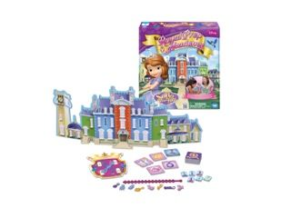 Disney Sofia the First Royal Prep Academy Game by Wonder Forge | Play Advances Language Awards