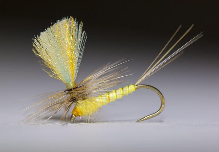 De enda flugorna du behöver för att imitera dagsländor i dun- och spinnerstadiet. Det har väl gått få förbi att jag har en fallenhet för fallskärmshacklade fiskeflugor och då givetvis främst för at...