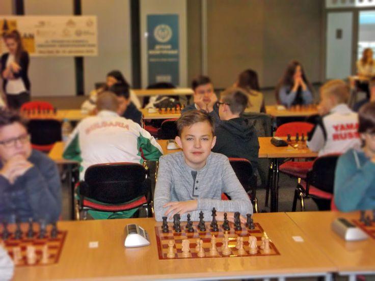 Wielki sukces Radka Psyka z Piątki – dwa złote medale na Mistrzostwach Europy w Serbii
