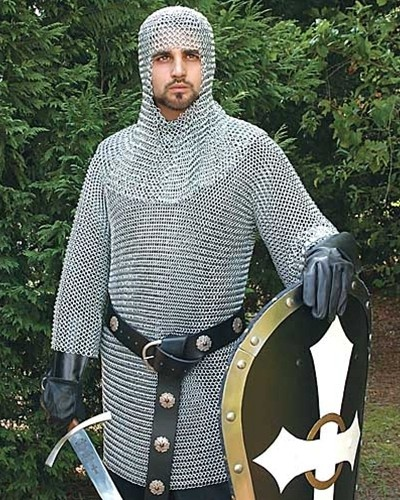 Chain Mail Shirt For Viking Tales Chapter Harald's Battle