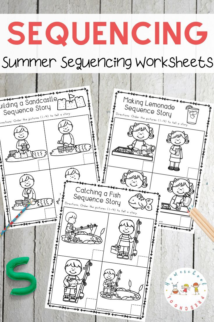 A Growing Collection Of Sequencing Cards And Activities For Preschoolers Sequencing Worksheets Sequencing Cards Story Sequencing [ 1102 x 735 Pixel ]
