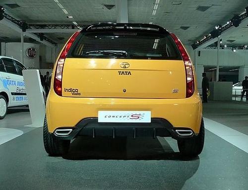 Tata Indica Sport