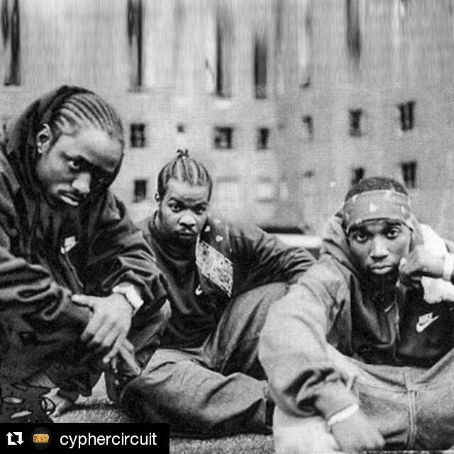 Repost @cyphercircuit  No its the shoes. The shoes? Its gotta be the shoes! DoItAll Mr. Funke and DJ Lord Jazz were three men that made a ding in the popular culture but a HUGE dent in the underground Hip Hop scene. When the Lords of the Underground released Chief Rocka they were helping to resurrect a funk and sample sound not heard since the original Old School. The new vibe was a welcomed departure during a time where gangster rap and intellectual Hip Hop were fighting each other for…