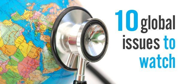 The Top 10 Global Health Issues to Watch in 2013