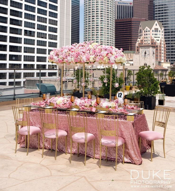 91 best pink wedding images on pinterest flower arrangements design planning by memorable moments llc photography by duke photography location los angeles wedding centerpieceswedding junglespirit Images