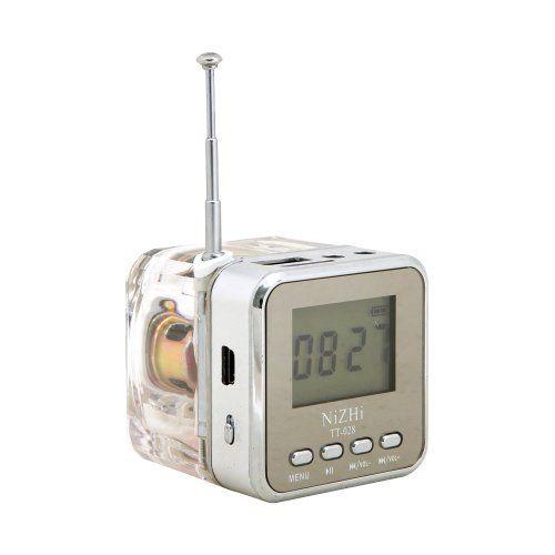 Tera Mini enceinte cube mp3 /Mini Haut-parleur usb/enceinte jack 3.5 +Radio FM +écran LCD+slot de Carte TF/Micro SD pour PC portable, tablette, voiture, auto, MP3 MP4 iPod, iphone, iPad, Samsung Galaxy, Sony, Nokia etc. Argent NiZHi http://www.amazon.fr/dp/B00JUI7THU/ref=cm_sw_r_pi_dp_f4XCwb0E4G83S