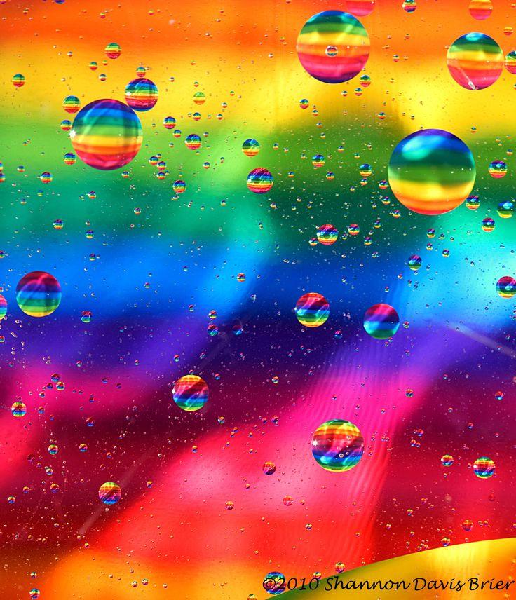 bubbly colors