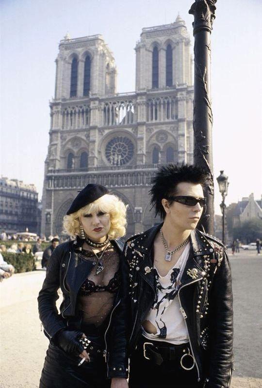 Sid and Nancy, 1986.