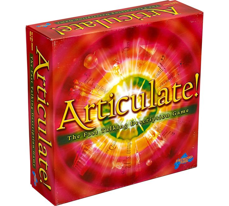 Buy Articulate! Board Game at Argos.co.uk, visit Argos.co.uk to shop online for Board games, Board games, jigsaws and puzzles, Toys