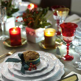 7 colori per apparecchiare la tavola delle feste - Natale fai da te | Donna Moderna