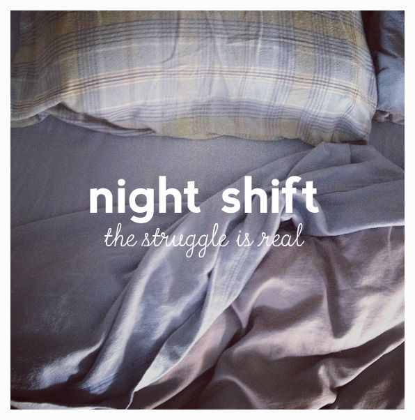 night shift tips for hospital CNAs and nurses