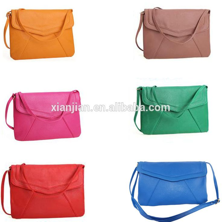2015 Wholesale Factory Direct Hot Sell Cheap Envelope Cross Body Sling Small Mini Clutch Bags (LCHAML48)