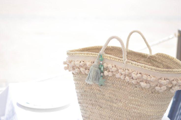 cestos de playa #solamante, encuentralos en http://solamante.es