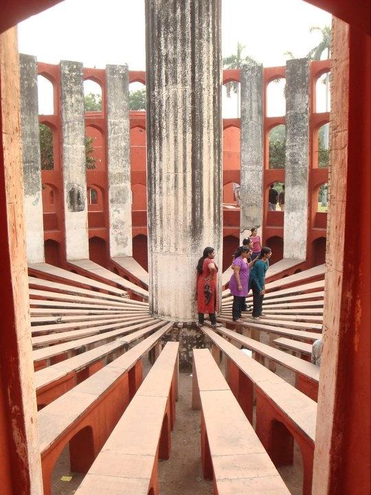 Fascinating New Delhi - http://www.travelandtransitions.com/destinations/destination-advice/asia/