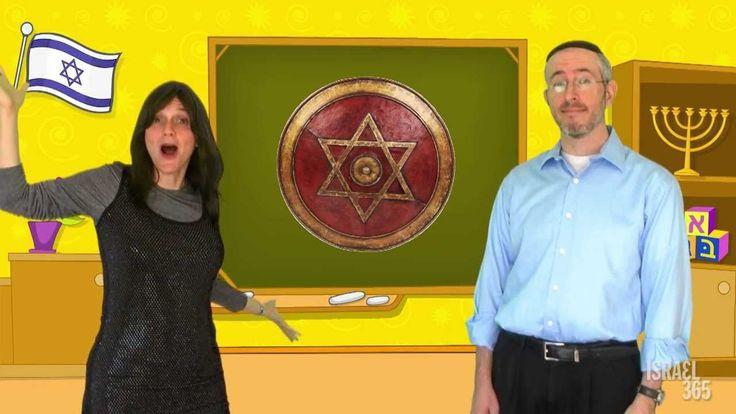 Jumpin' Jerusalem! Hanukkah Video for Kids explains Hanukkah very well